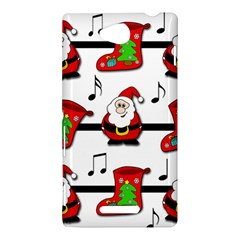 Christmas song Sony Xperia C (S39H)