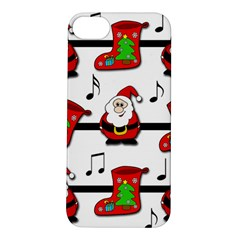 Christmas song Apple iPhone 5S/ SE Hardshell Case