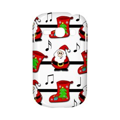 Christmas song Samsung Galaxy S6810 Hardshell Case