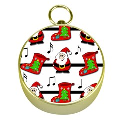Christmas song Gold Compasses
