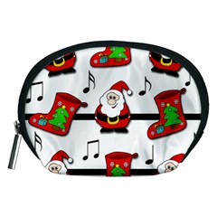 Christmas song Accessory Pouches (Medium)