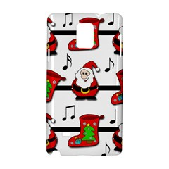 Christmas song Samsung Galaxy Note 4 Hardshell Case