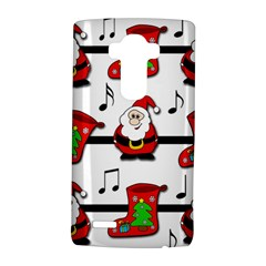 Christmas song LG G4 Hardshell Case