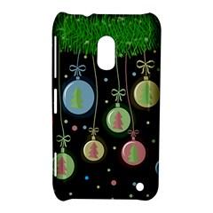 Christmas balls - pastel Nokia Lumia 620