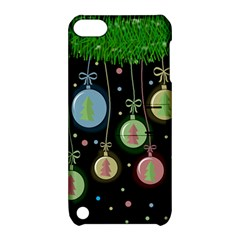 Christmas balls - pastel Apple iPod Touch 5 Hardshell Case with Stand