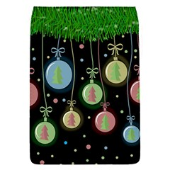 Christmas balls - pastel Flap Covers (S)