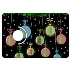 Christmas balls - pastel Kindle Fire HDX Flip 360 Case