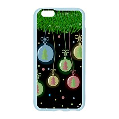 Christmas balls - pastel Apple Seamless iPhone 6/6S Case (Color)