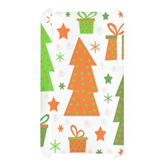 Christmas design - green and orange Apple iPod Touch 4