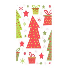Christmas design - green and red Memory Card Reader