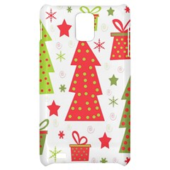 Christmas design - green and red Samsung Infuse 4G Hardshell Case