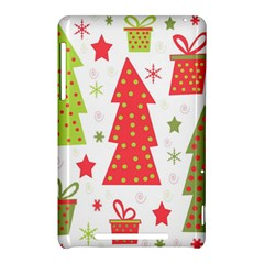 Christmas design - green and red Nexus 7 (2012)