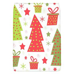 Christmas design - green and red Flap Covers (S)