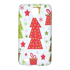 Christmas design - green and red Galaxy S4 Active