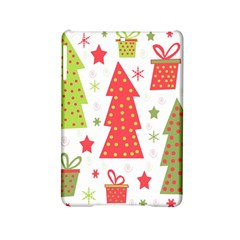Christmas design - green and red iPad Mini 2 Hardshell Cases