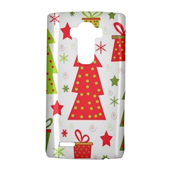 Christmas design - green and red LG G4 Hardshell Case