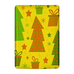 Christmas design - yellow Kindle 4
