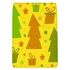 Christmas design - yellow Flap Covers (S)