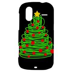 Christmas tree HTC Amaze 4G Hardshell Case