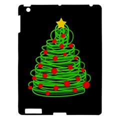 Christmas tree Apple iPad 3/4 Hardshell Case