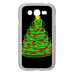 Christmas tree Samsung Galaxy Grand DUOS I9082 Case (White)