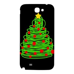 Christmas tree Samsung Note 2 N7100 Hardshell Back Case