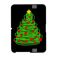 Christmas tree Amazon Kindle Fire (2012) Hardshell Case