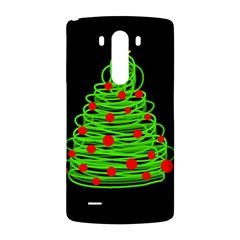 Christmas tree LG G3 Back Case