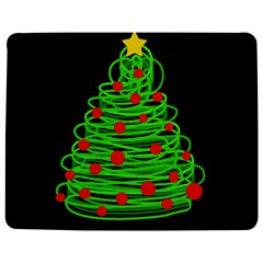Christmas tree Jigsaw Puzzle Photo Stand (Rectangular)
