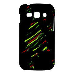 Abstract Christmas tree Samsung Galaxy Ace 3 S7272 Hardshell Case