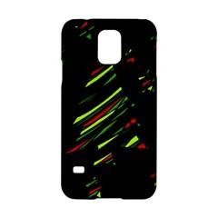 Abstract Christmas tree Samsung Galaxy S5 Hardshell Case