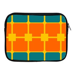 Squares And Rectangles                                                                                               apple Ipad 2/3/4 Zipper Case