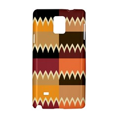 Chevrons In Squares                                                                                                samsung Galaxy Note 4 Hardshell Case