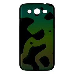 Black Spots On A Gradient Background                                                                                                 			samsung Galaxy Mega 5 8 I9152 Hardshell Case