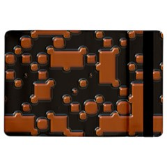 Brown Pieces                                                                                                 			apple Ipad Air 2 Flip Case