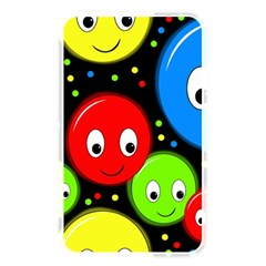 Smiley faces pattern Memory Card Reader