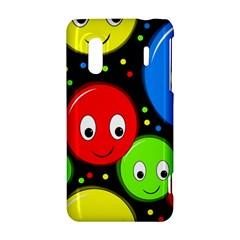 Smiley faces pattern HTC Evo Design 4G/ Hero S Hardshell Case