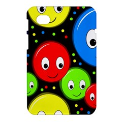 Smiley faces pattern Samsung Galaxy Tab 7  P1000 Hardshell Case