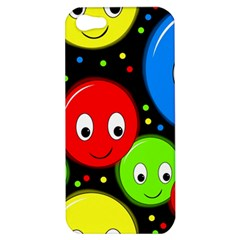 Smiley faces pattern Apple iPhone 5 Hardshell Case