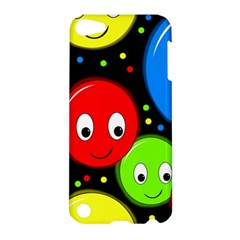 Smiley faces pattern Apple iPod Touch 5 Hardshell Case