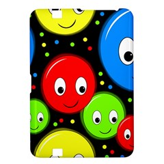 Smiley faces pattern Kindle Fire HD 8.9