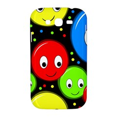 Smiley faces pattern Samsung Galaxy Grand DUOS I9082 Hardshell Case