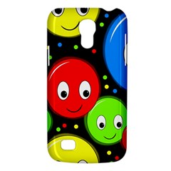 Smiley faces pattern Galaxy S4 Mini