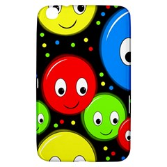 Smiley faces pattern Samsung Galaxy Tab 3 (8 ) T3100 Hardshell Case