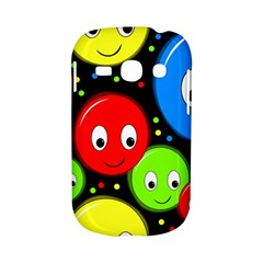 Smiley faces pattern Samsung Galaxy S6810 Hardshell Case