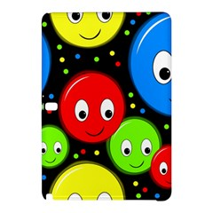 Smiley faces pattern Samsung Galaxy Tab Pro 10.1 Hardshell Case