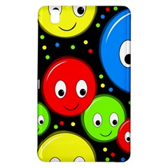 Smiley faces pattern Samsung Galaxy Tab Pro 8.4 Hardshell Case