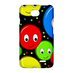 Smiley faces pattern LG Optimus L70