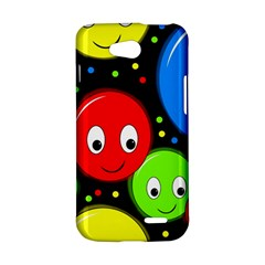 Smiley faces pattern LG L90 D410