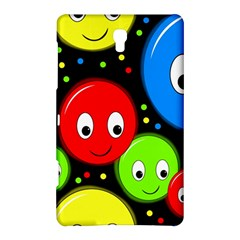 Smiley faces pattern Samsung Galaxy Tab S (8.4 ) Hardshell Case